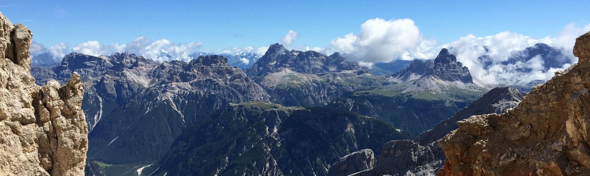 Brunico, Trentino-Zuid-Tirol, Italië