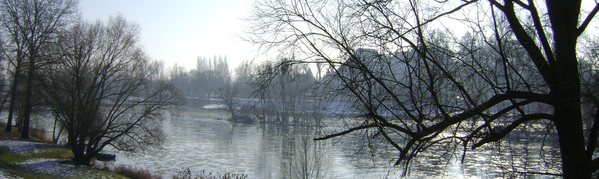 La Croix-en-Touraine, Indre-et-Loire (dipartimento), Francia