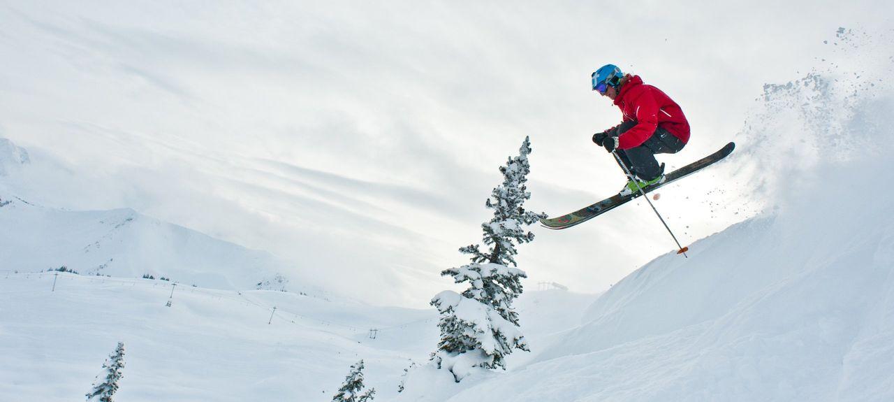 Whistler Blackcomb Ski Resort, Whistler, BC, Canada