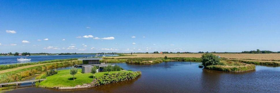 Akkrum, Friesland, Niederlande