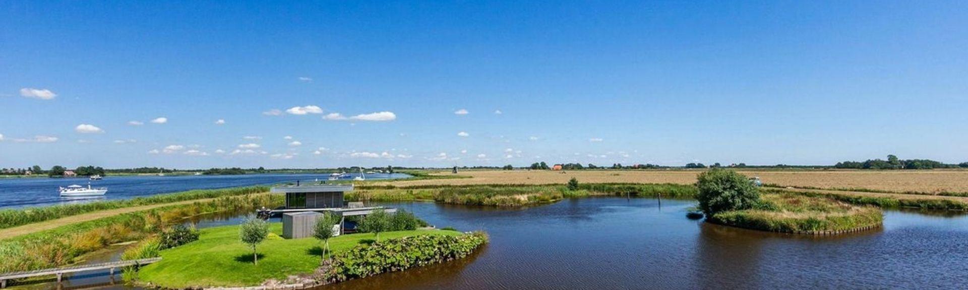 Uitwellingerga, Friesland, Niederlande