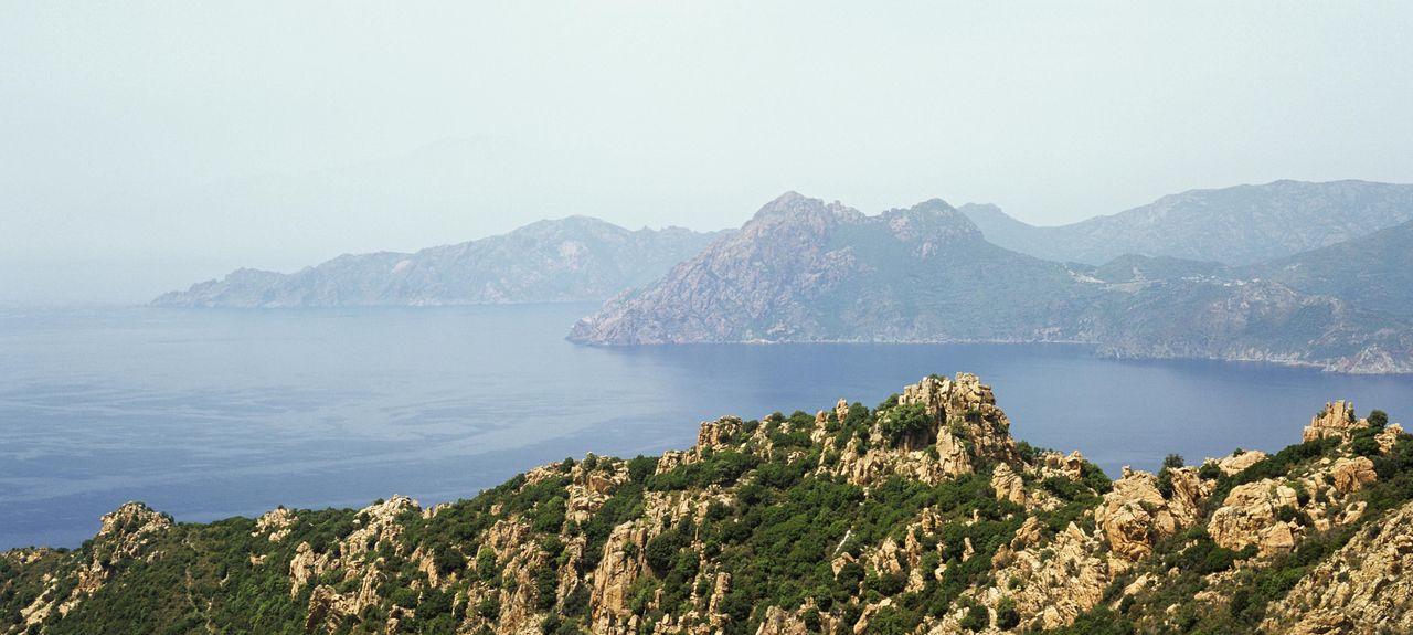 Calanches de Piana, Piana, Corsica, France