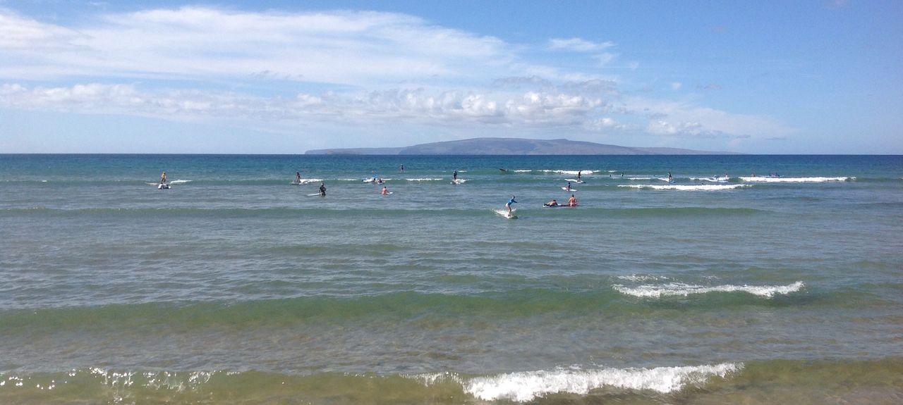Island Surf, Kihei, HI, USA