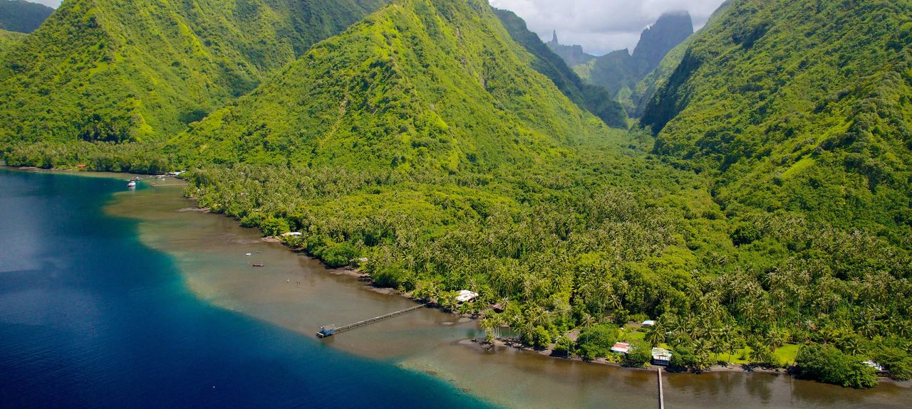 Windward Islands, French Polynesia