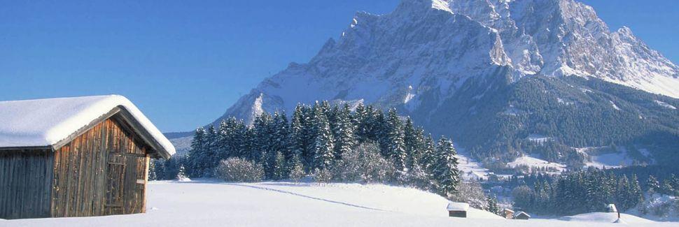 Seefeld In Tirol Station, Seefeld, Tyrol, Østrig