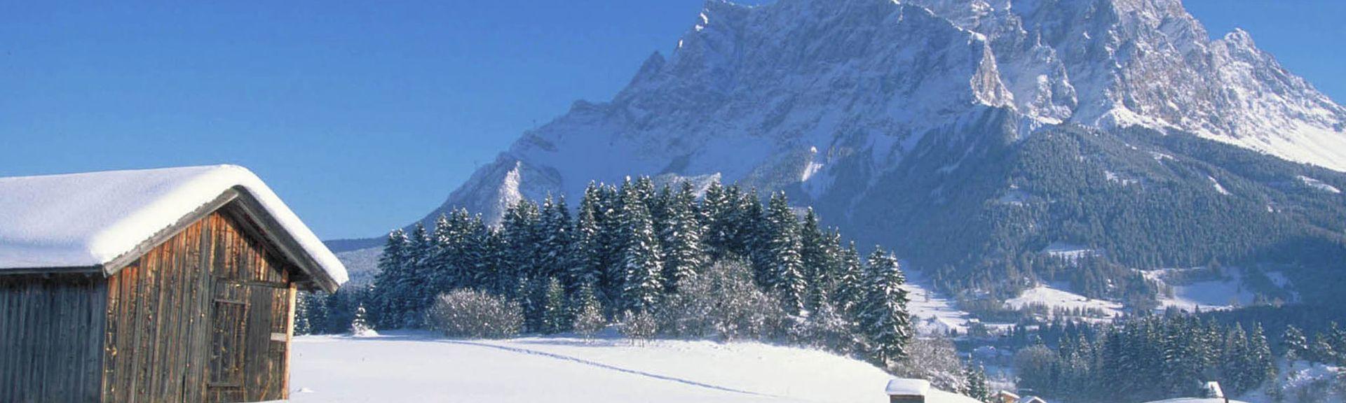 Seefeld In Tirol Station, Seefeld in Tirol, Tyrol, Austria