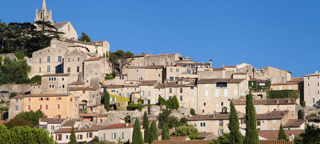 Bonnieux, Provence-Alpes-Côte d'Azur, Frankrijk