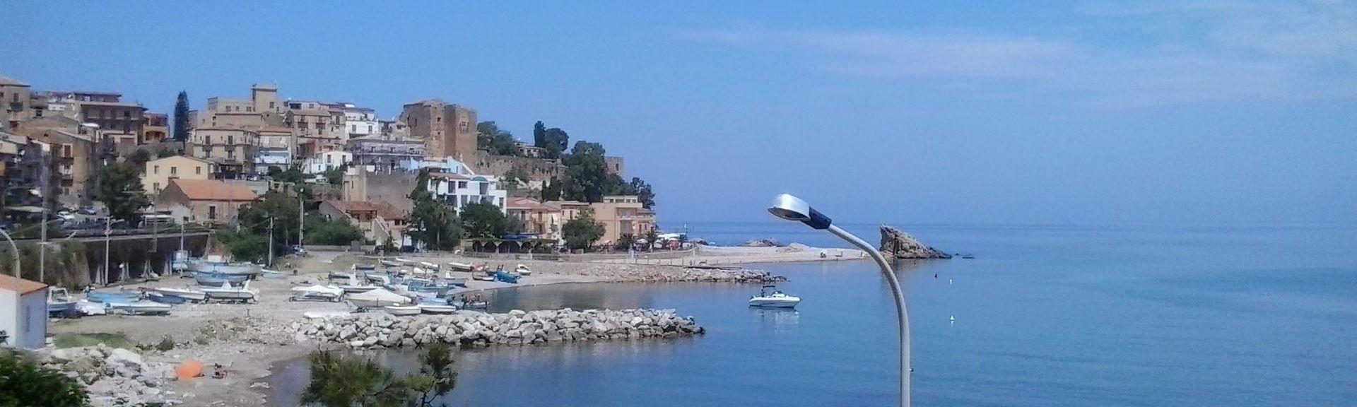 Pettineo, Sicile, Italie