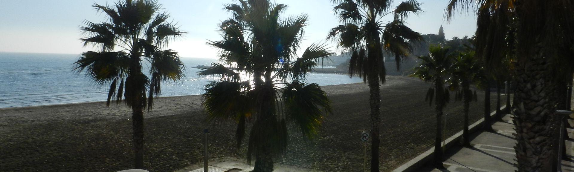 Alcanar Beach, Alcanar, Spain
