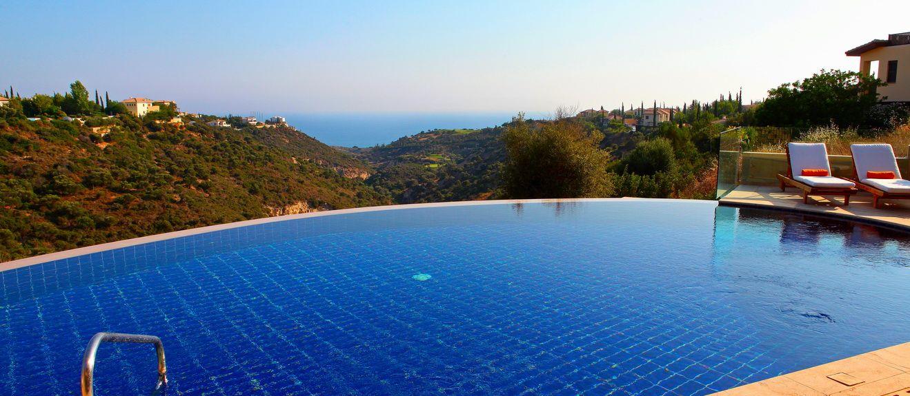 Club de golf Aphrodite Hills, Kouklia, Chipre