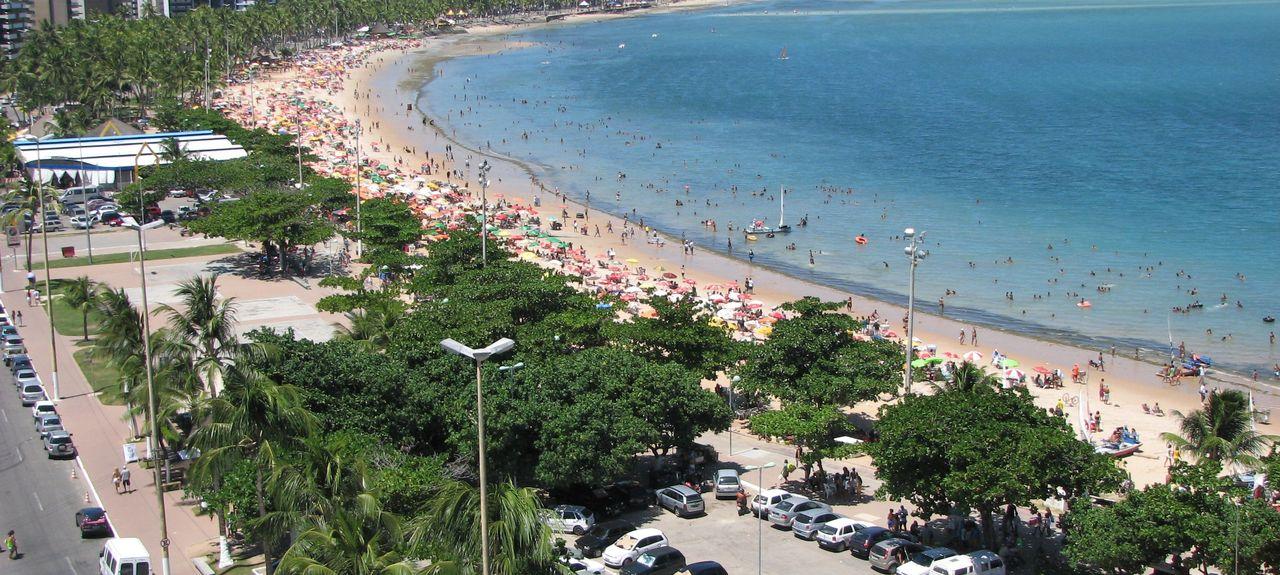 Pajucara, Maceió, Alagoas, Brasilien
