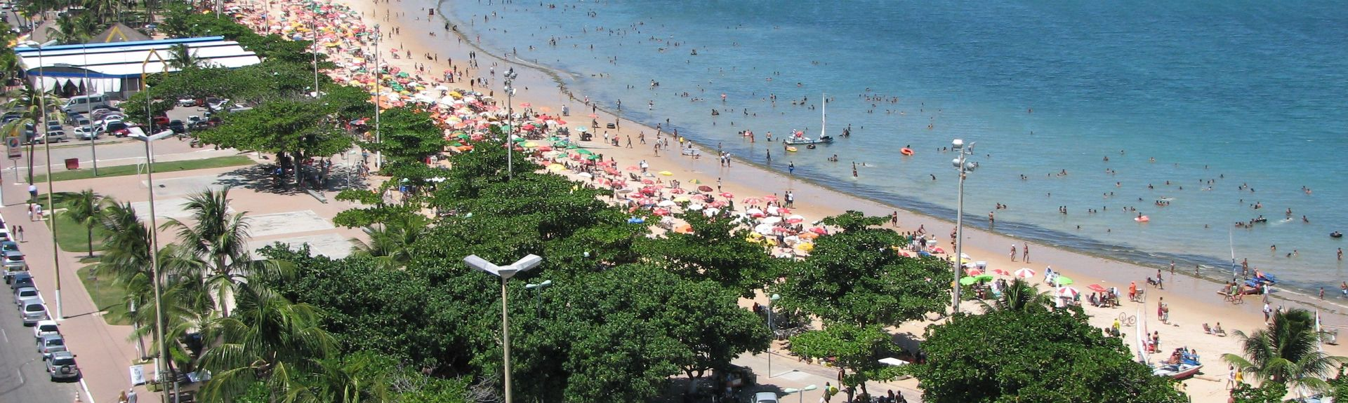 Ponta Verde, Maceió, Alagoas, Brasilien