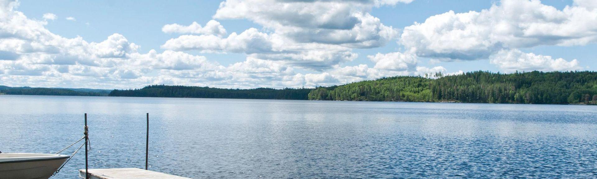 Alingsas, Vastra Gotaland County, Sweden