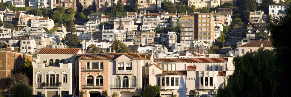 Marina District, San Francisco, California, Stati Uniti d'America