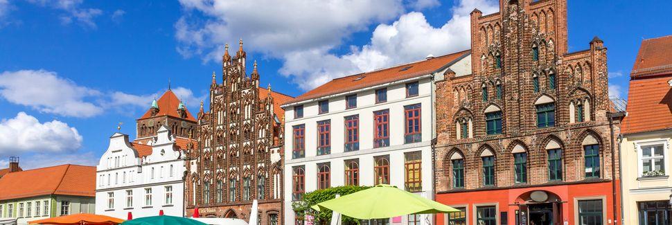 Distrito de Vorpommern-Greifswald, Mecklemburgo - Pomerânia Ocidental, Alemanha