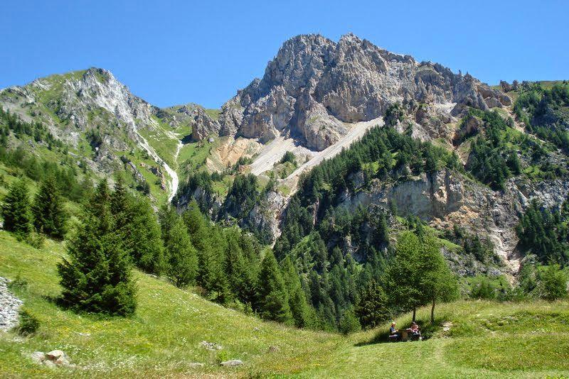 Bourg-Saint-Maurice, Auvergne-Rhône-Alpes, Frankrijk