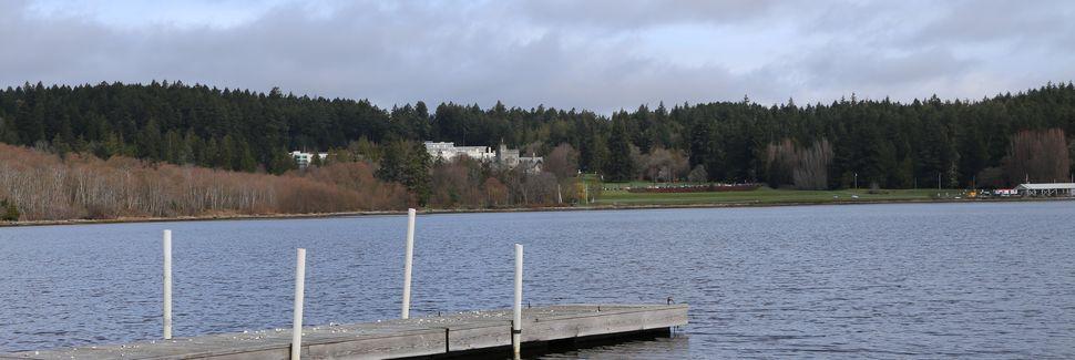 Kasteel Craigdarroch, Victoria, Brits-Columbia, Canada
