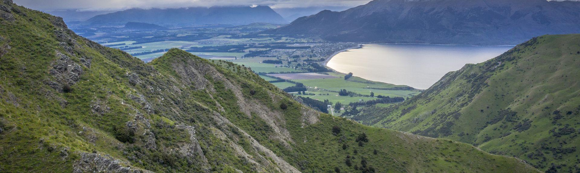 Dingle Burn, Queenstown Lakes, Otago, New Zealand