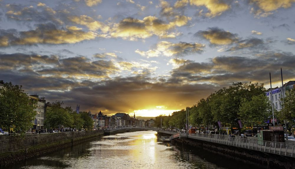Ireland's Eye, Dublin, Irland