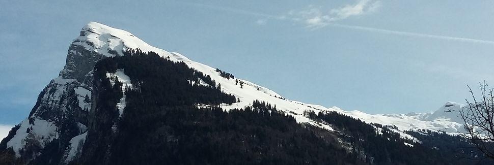 Mieussy, Alvernia-Rodano-Alpi, Francia