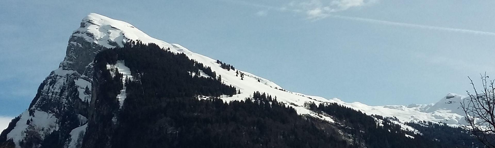 Mieussy, Rhône-Alpes, France