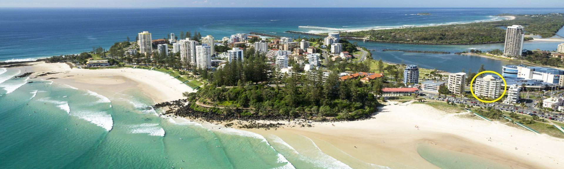 Kirra, Gold Coast, Queensland, Australia