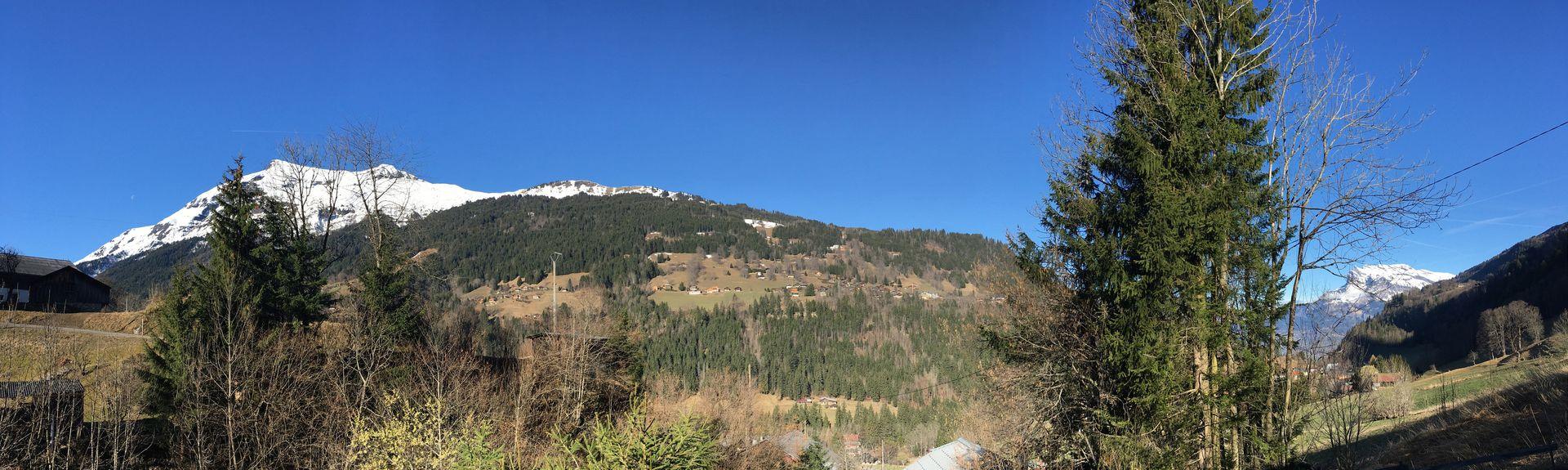 Saint-Nicolas-de-Véroce, Saint-Gervais-les-Bains, Auvergne-Rhône-Alpes, Frankrijk