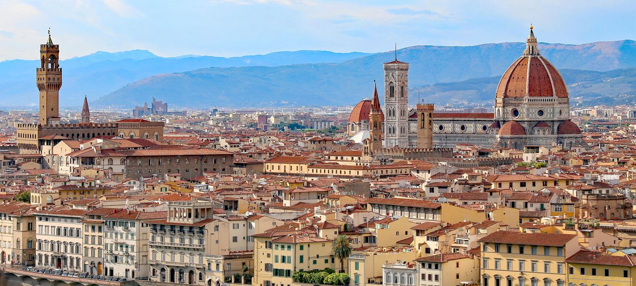 Metropolitan City of Florence, Italy