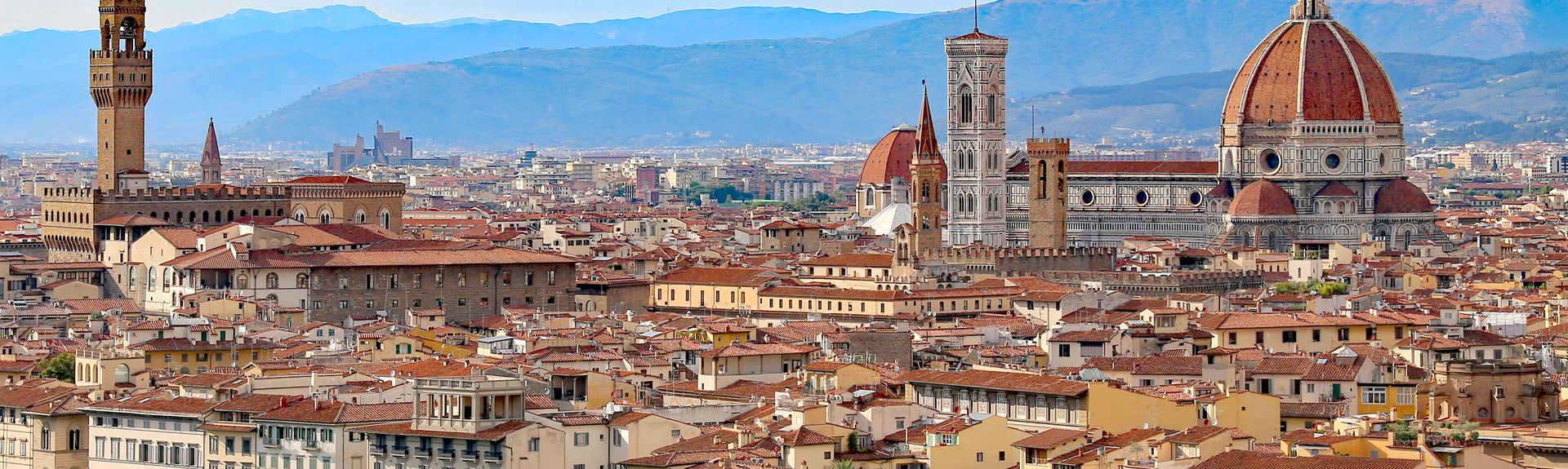 Florence, Metropolitan City of Florence, Tuscany, Italy