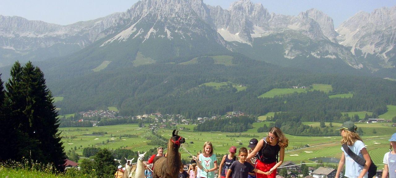 Gemeinde Reith bei Kitzbühel, Tyrol, Autriche