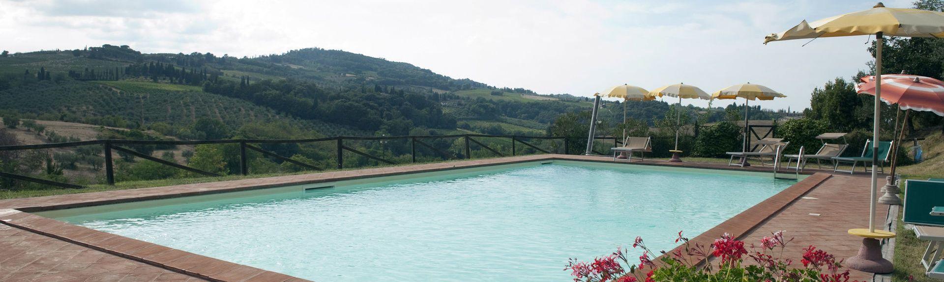 Il Castagno, Gambassi, Tuscany, Italy