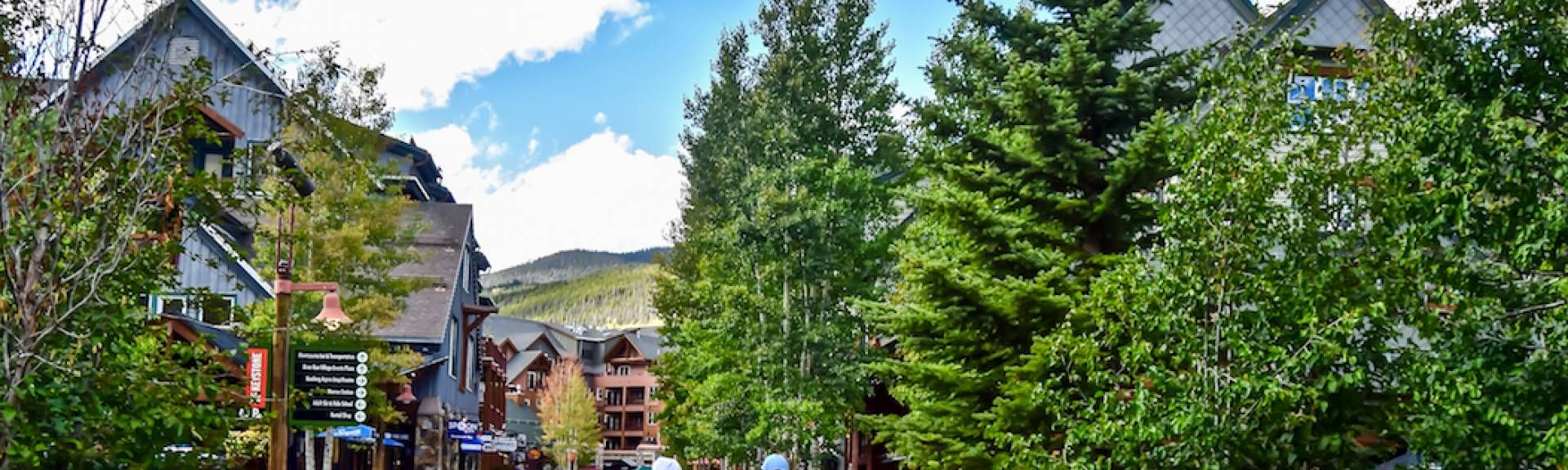 Keystone Ski Resort, Keystone, Colorado, Verenigde Staten