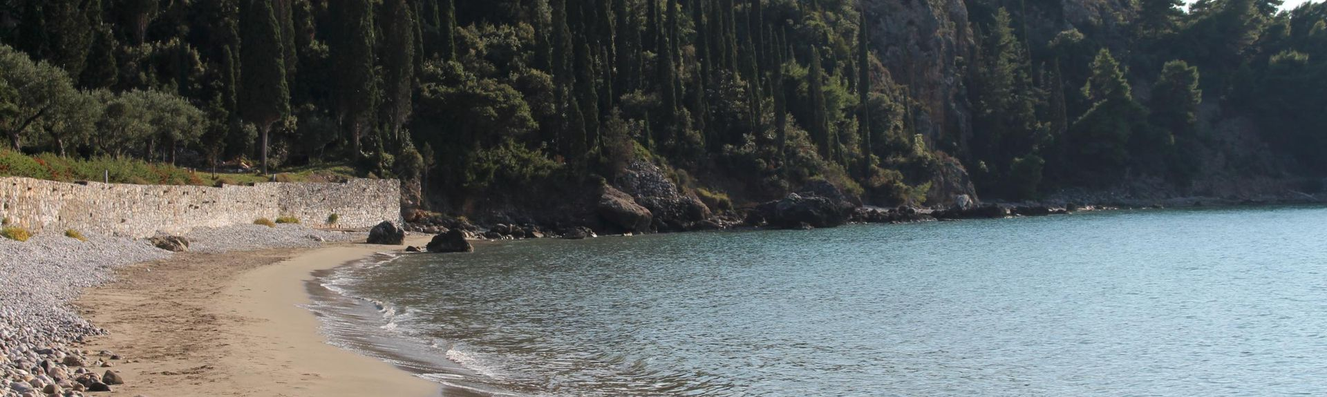 Lefktro, West Mani, Peloponeso, Grecia