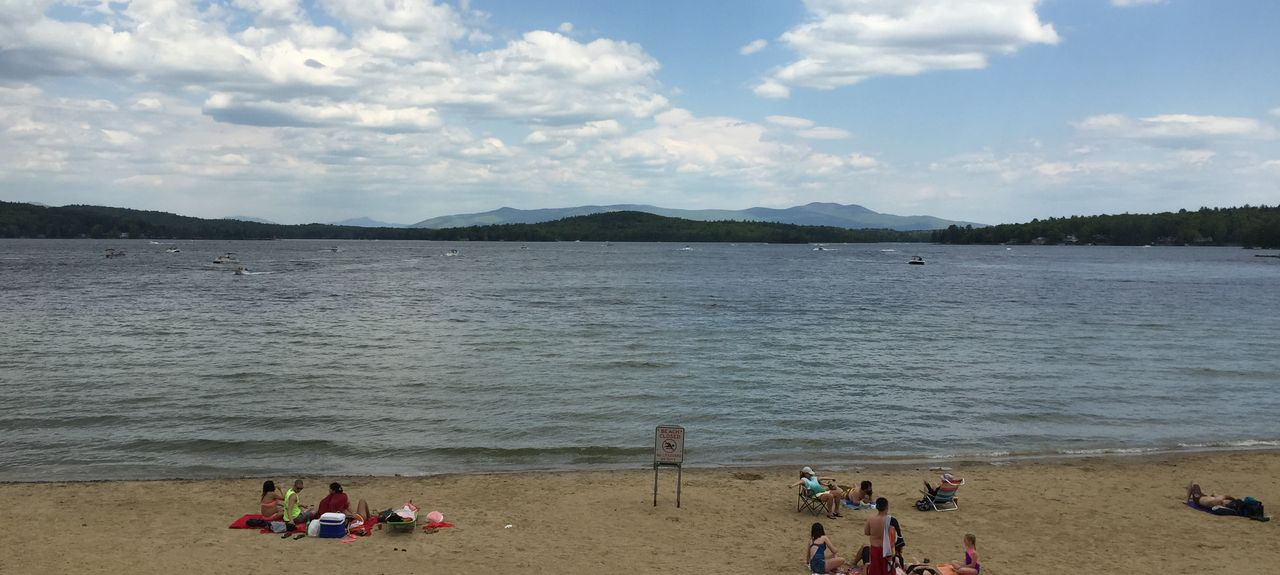 Weirs Beach, Laconia, NH, USA