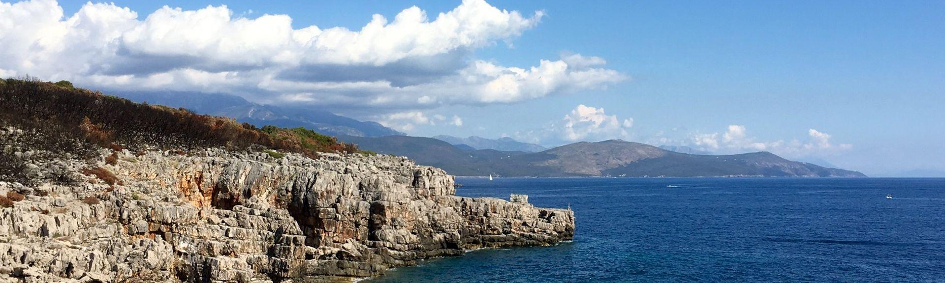 Njivice, Montenegro