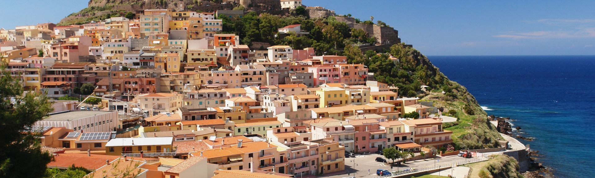 Castelsardo, Sardaigne, Italie