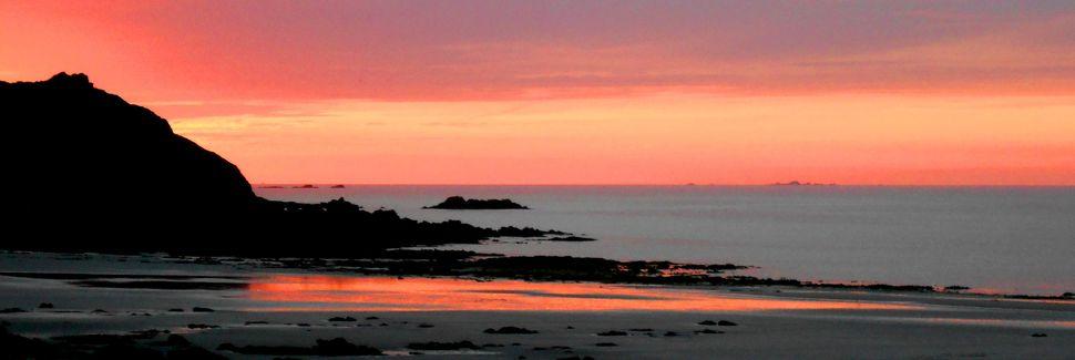 Morlaix, Bretagne, Frankrijk