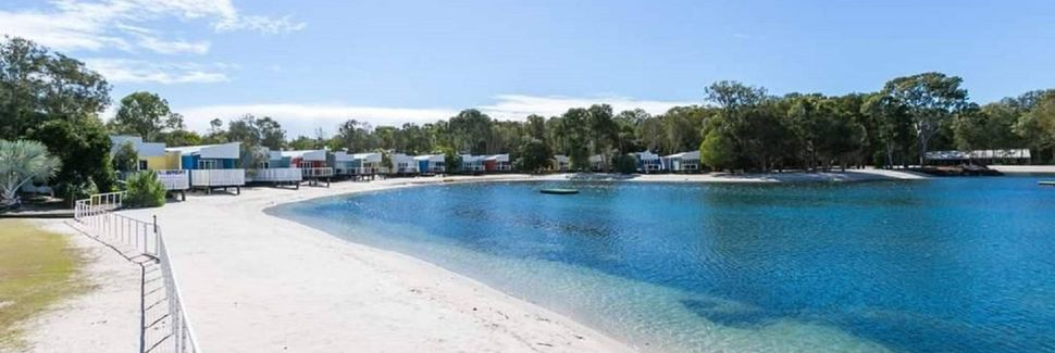 Sovereign Island, Paradise Point, Queensland, Australia