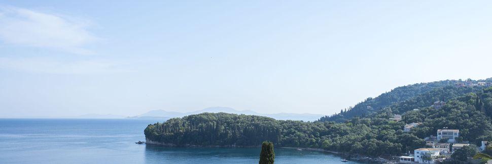 Kassiopi, Administração Descentralizada do Peloponeso, Grécia Ocidental e Ilhas Jónicas, Grécia