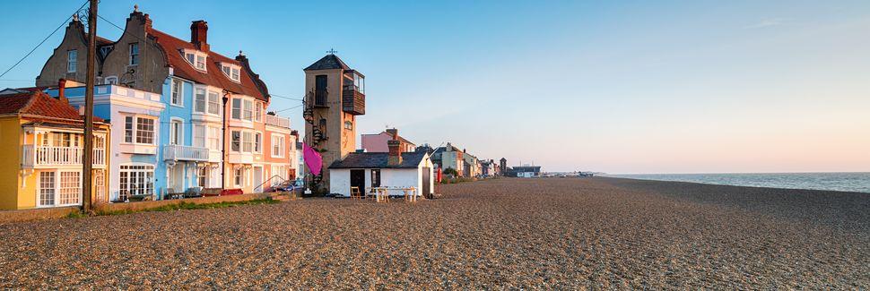 Suffolk, Inglaterra, Reino Unido