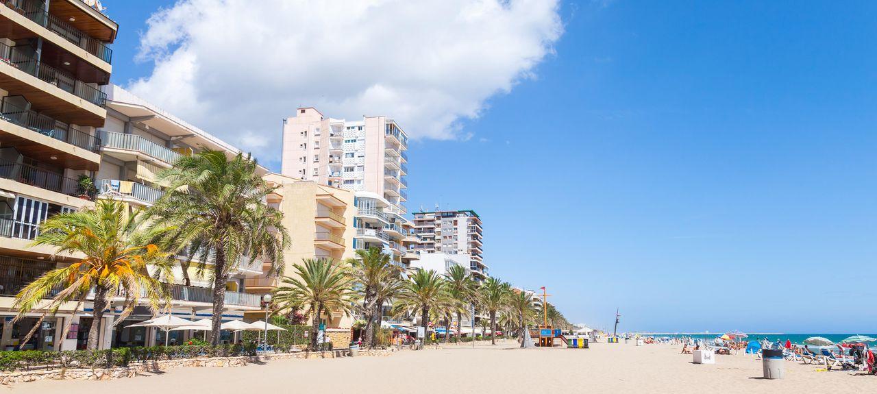 Calafell, Tarragona, Spain