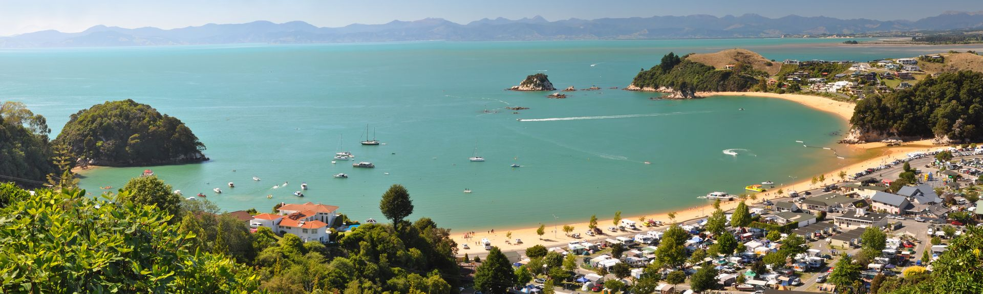Kaiteriteri, Tasman, New Zealand