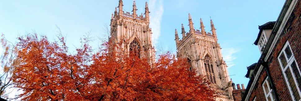 Pocklington, East Riding of Yorkshire, UK