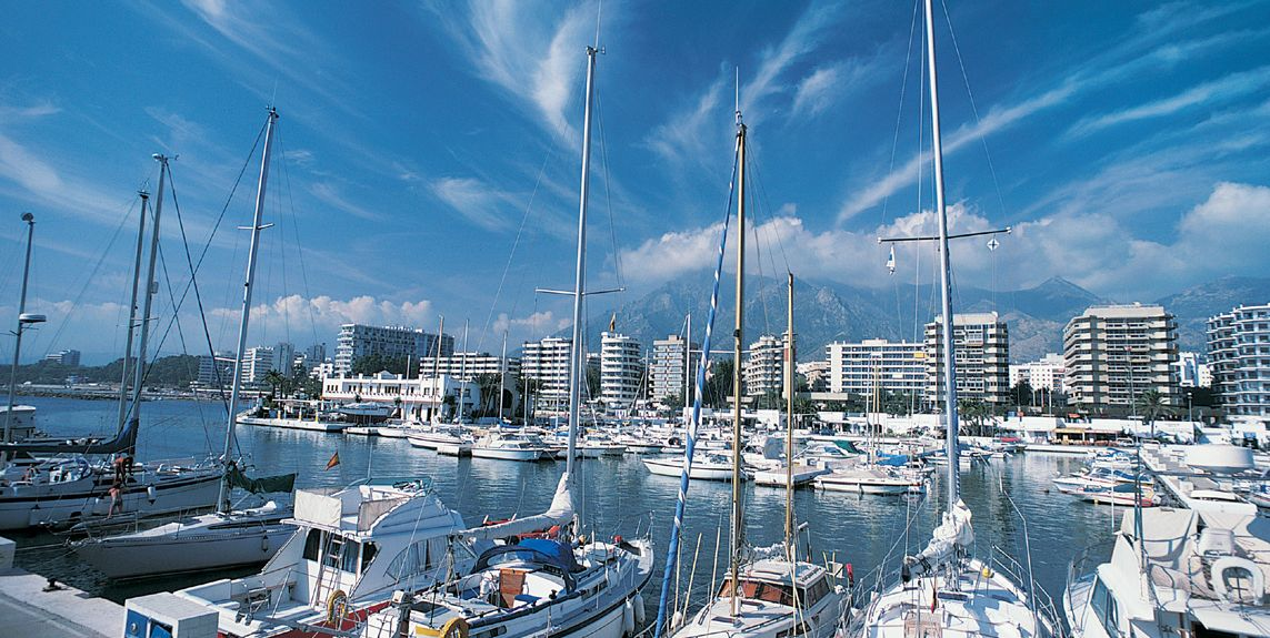 Málaga Provins, Andalusien, Spanien