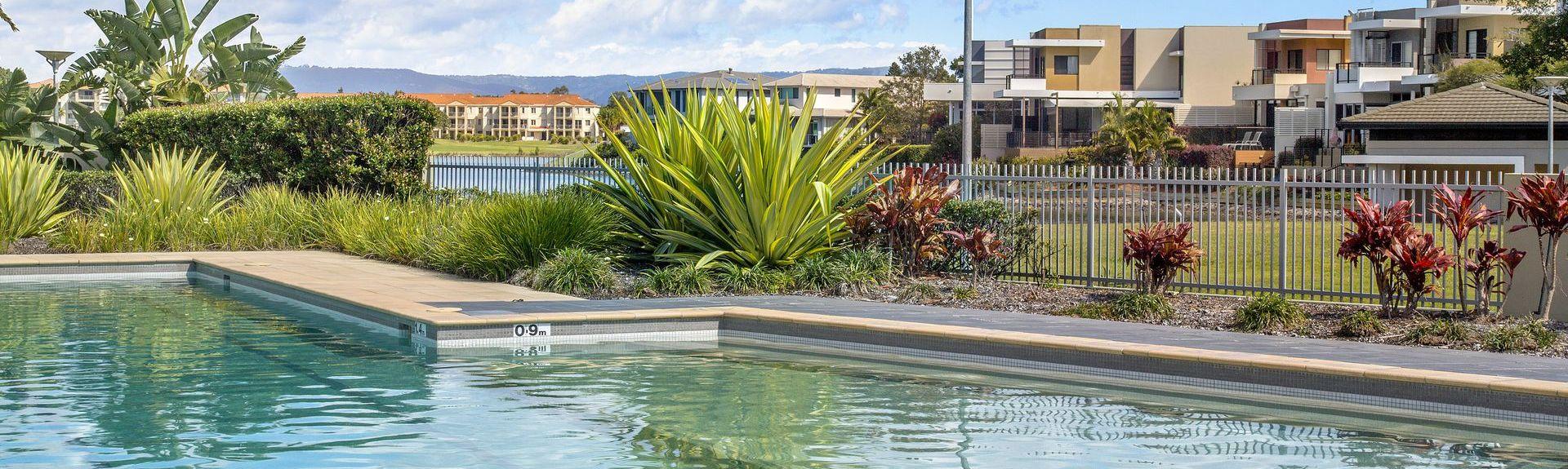 Sanctuary Cove, Gold Coast, Queensland, Australien