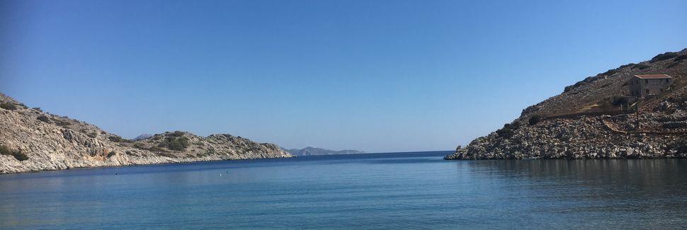 Symi arkeologiske museum, Symi, De egeiske øyer, Hellas