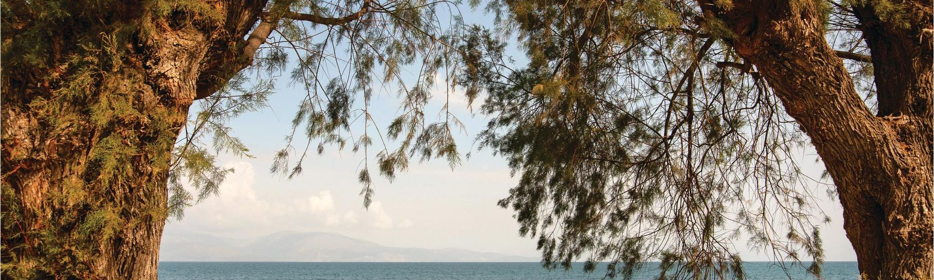 Selianitika Beach, Aigialeia, Greece