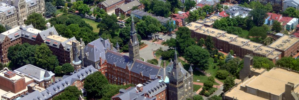 Georgetown, District of Columbia (DC), Yhdysvallat