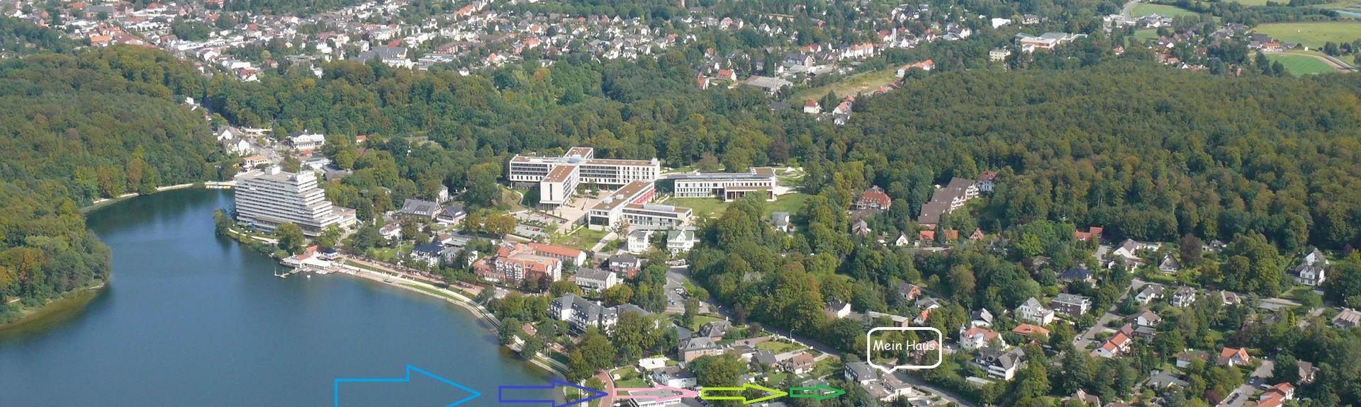 Ahrensbök, Schleswig-Holstein, Duitsland