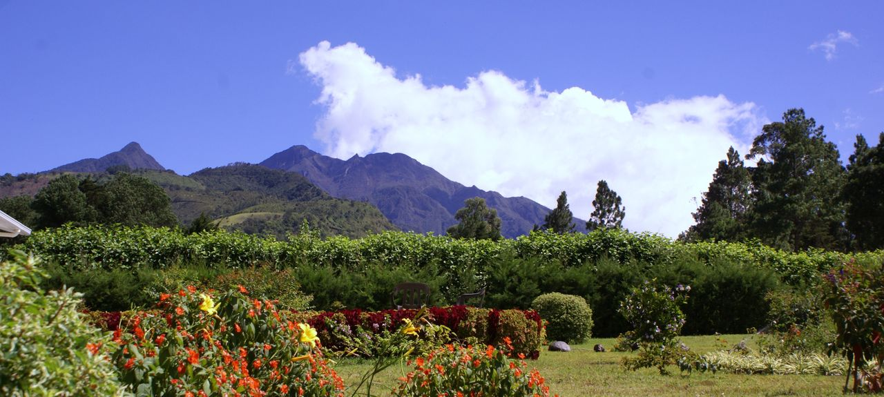 Volcán, Panama